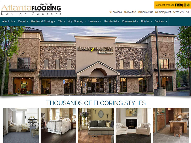 Atlanta Flooring Design Center