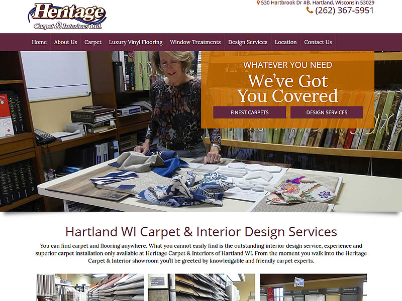 Heritage Carpet Interiors