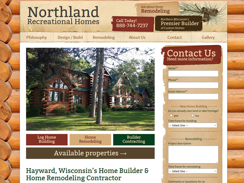 Northland Recreational Homes
