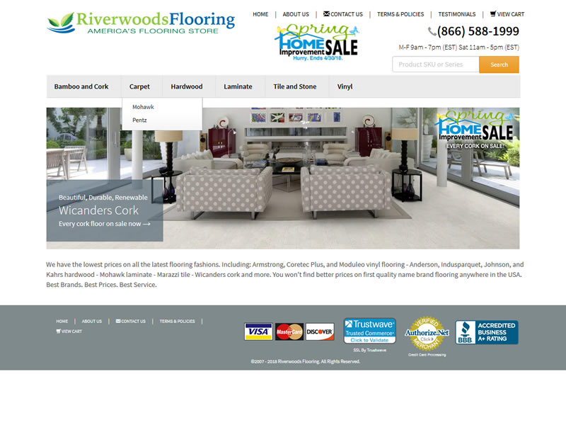 Riverwoods Flooring